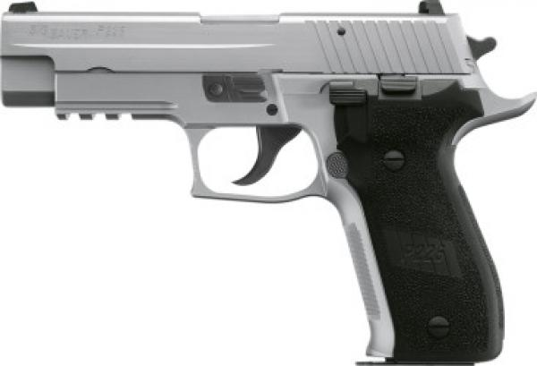 P226 SL SO BT Stainless 9mm